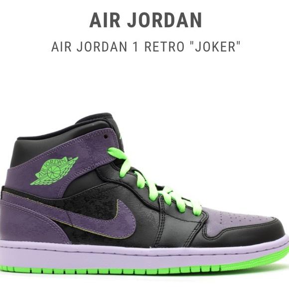 cheap for discount 8547f 21e2c Nike Air Jordan 1 Retro Joker Sneakers. M 5a8b009e739d488d43e0a42e